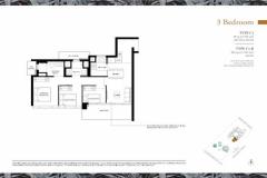 Margaret Ville - 3 Bedroom Floor Plan